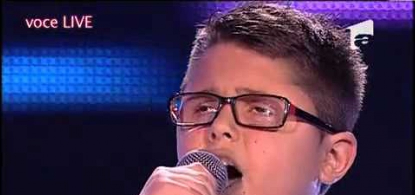 A blind ten-year-old boy told the judges that he is going to sing a hit from Queen. Just a few tones and everyone's jaw hit the floor.